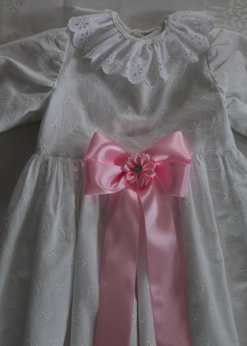 Rosa Dåpsbånd