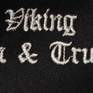 Trace Brodering - Viking Van & Truck