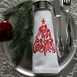 Servietter - Jul