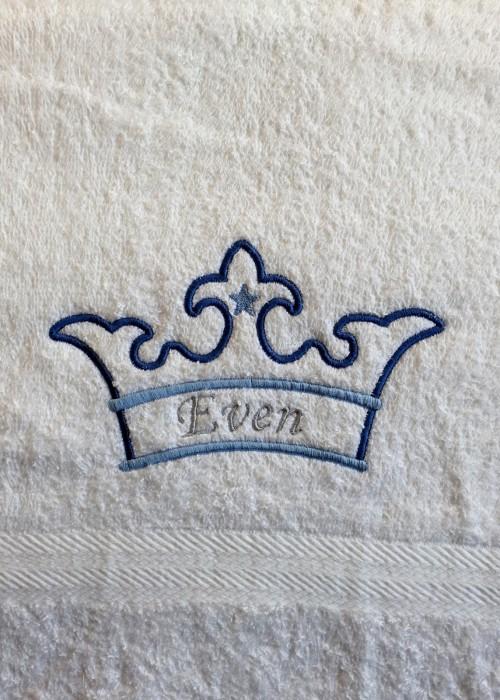 Krone - Blå