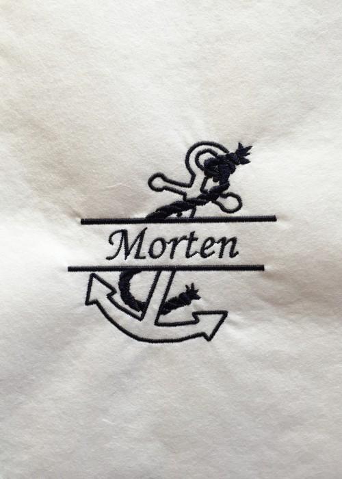 Anker Monogram 1