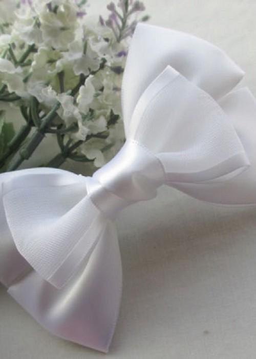 Hvitt Dåpsbånd